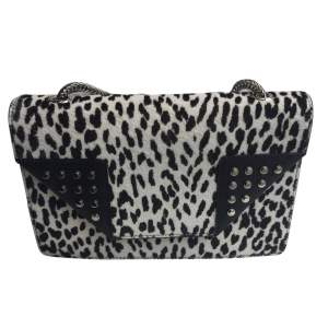 Black and white Handbag-0