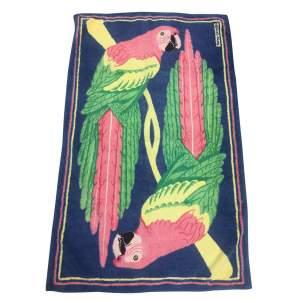 Parrot beach Towel-0
