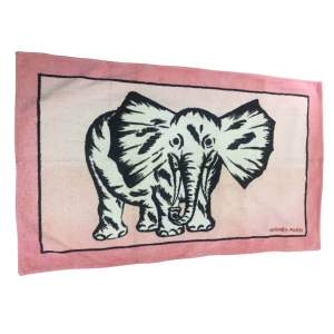 Elephant beach Towel-0