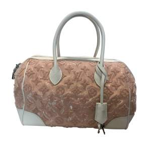 Collector monogram Handbag-0