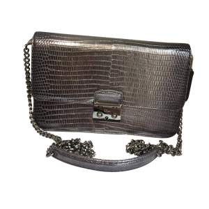Silver snake Bag-0