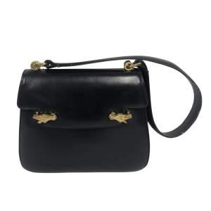 Vintage navy Handbag-0