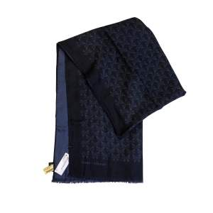 Reversible woven Scarf-0