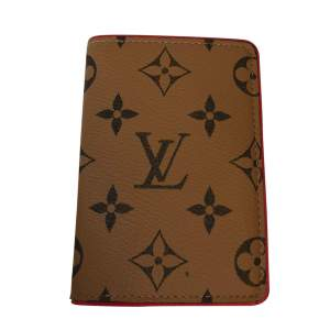 Brown leather Wallet-0