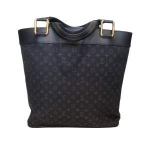 Monogrammed leather Bag-0