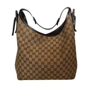Canvas monogram leather Bag-0