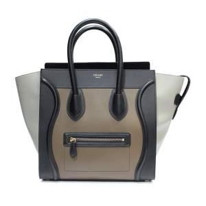 Tricolor luggage Bag -0