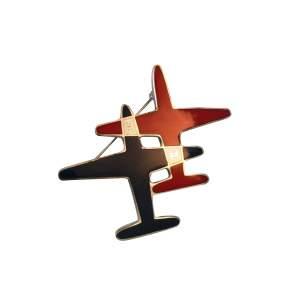 Plane Brooch-0