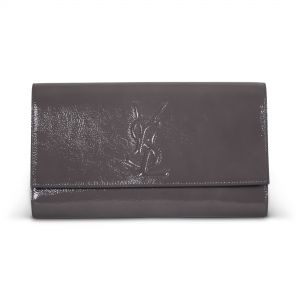 Patent leather BDJ Clutch -0