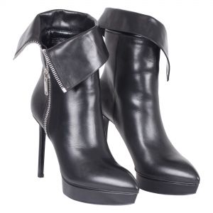 Classic Janis Buckle ankle Boots-0
