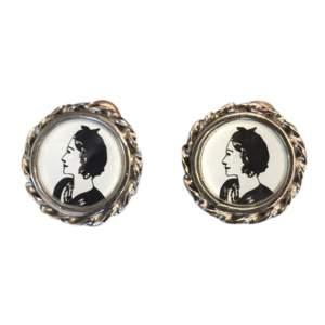 Vintage Clip Earings-0