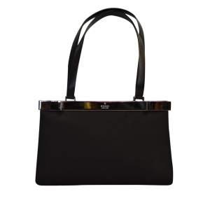 Vintage canvas Handbag -0