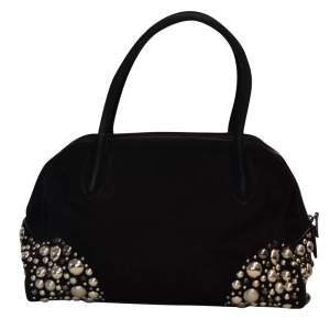Rare Suede Bag-0