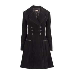 Calfskin Coat -0