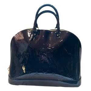 Alma Burgundy  Bag-0