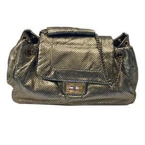 Drill Acordion Flap Bag-0