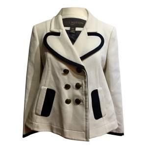Flared wool Jacket -0