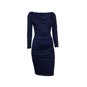 Bottom dropped knee length Dress -0