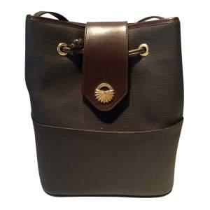 Shoulder bucket Bag -0