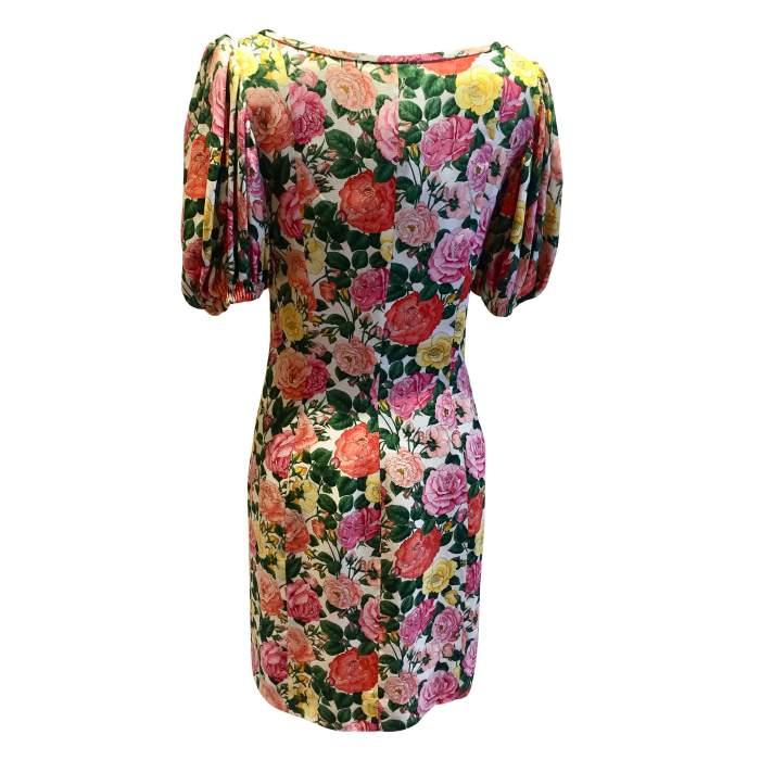 Vintage 1992 summer Dress-2