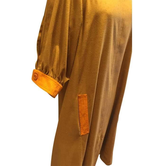 Vintage '84 silk Dress-6