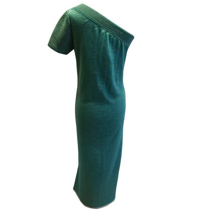 Vintage Knit Dress-2