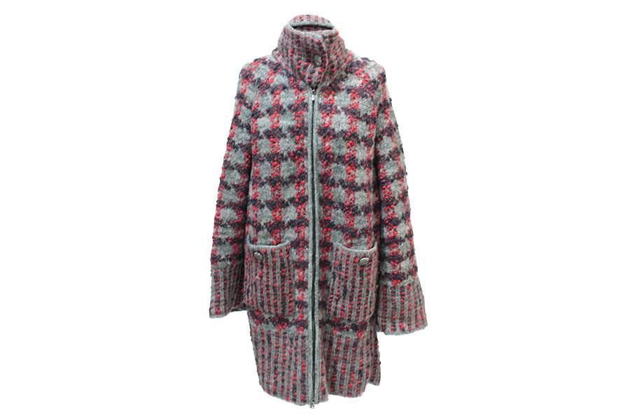 Oversized wool Coat-0
