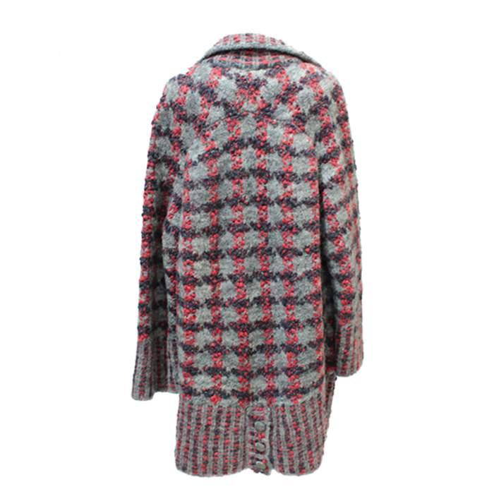 Oversized wool Coat-4