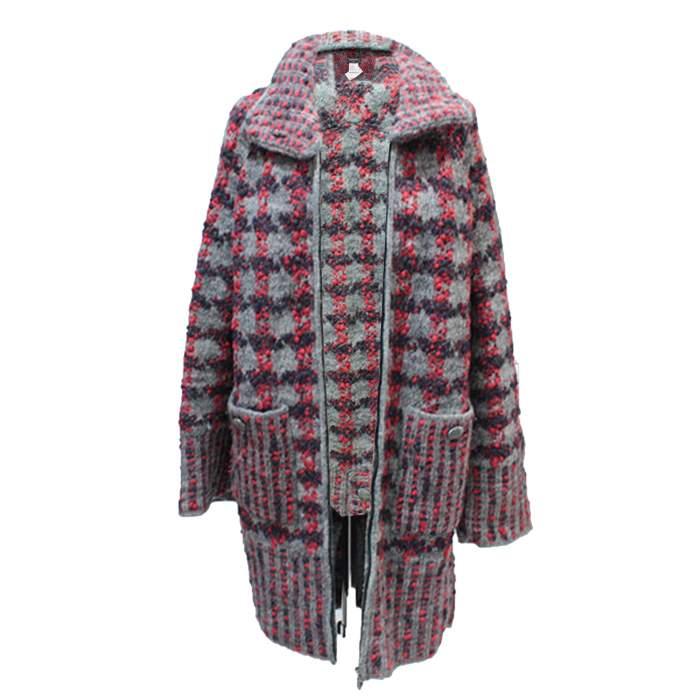 Oversized wool Coat-2