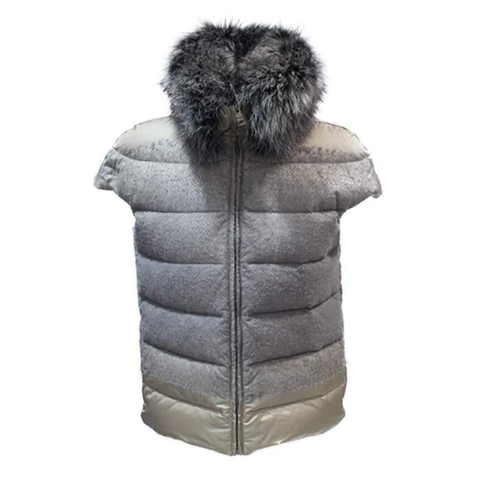 Sleveless Jacket -0