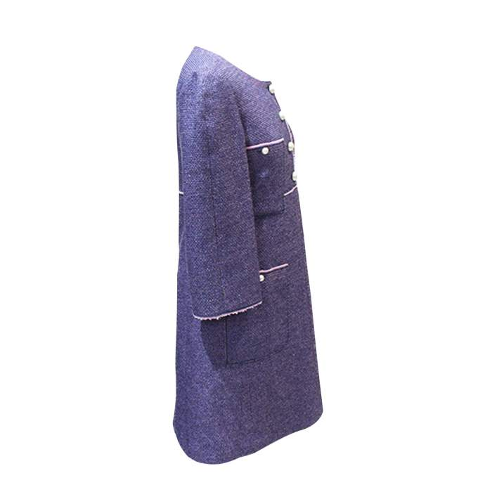 Tweed Dress-4