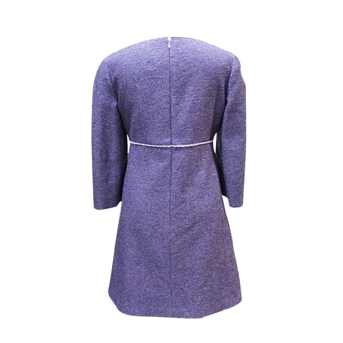 Tweed Dress-2