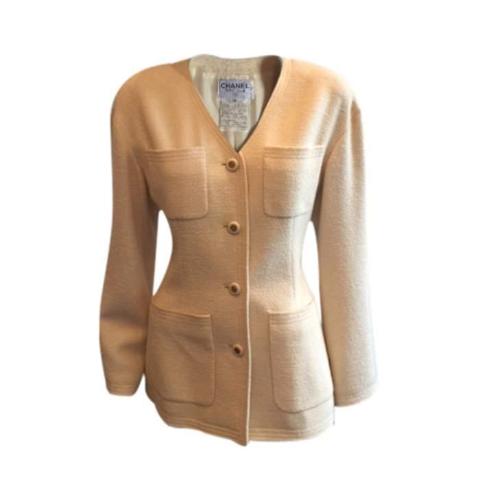 Vintage Tweed Jacket -0