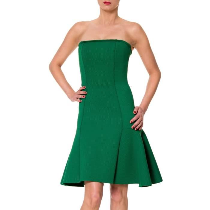 Strapless Dress-4