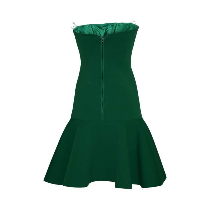 Strapless Dress-2