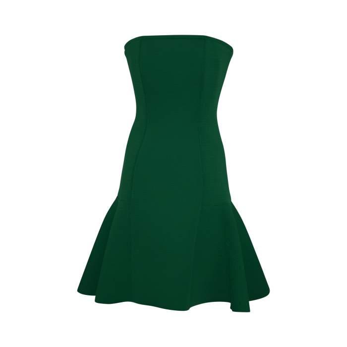 Strapless Dress-0