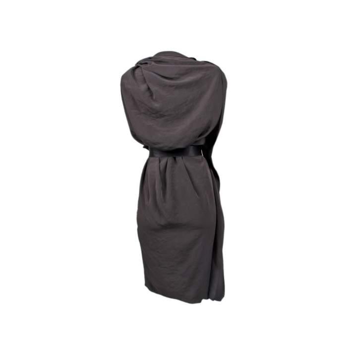 Silk style Dress-4