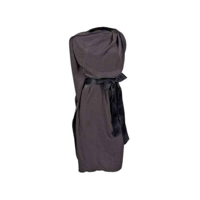 Silk style Dress-0