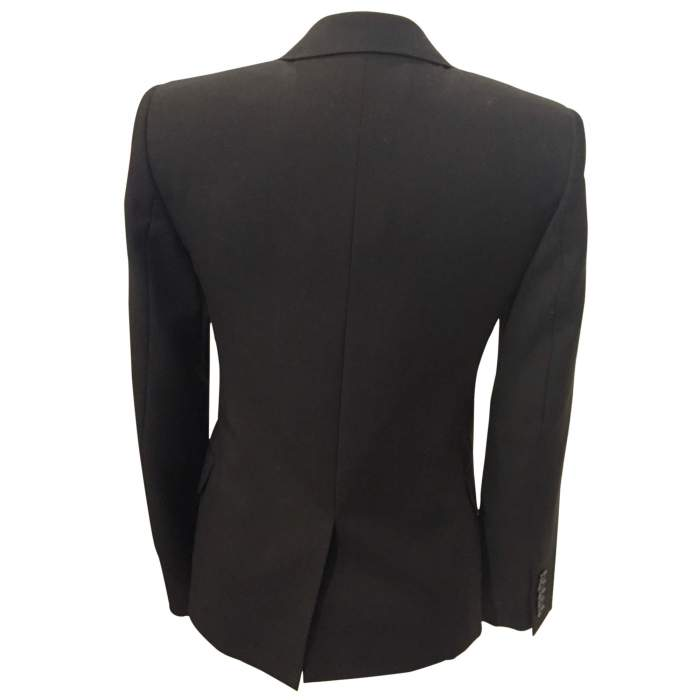 Wool suit Jacket-2