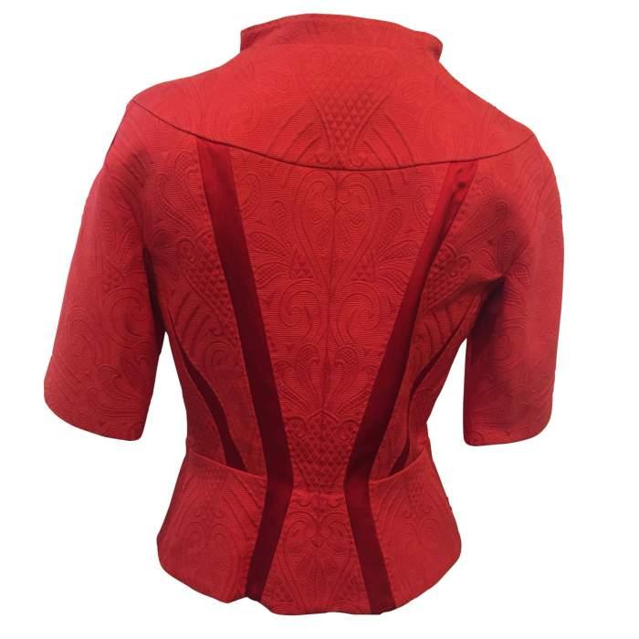 Silk cotton jacket -2