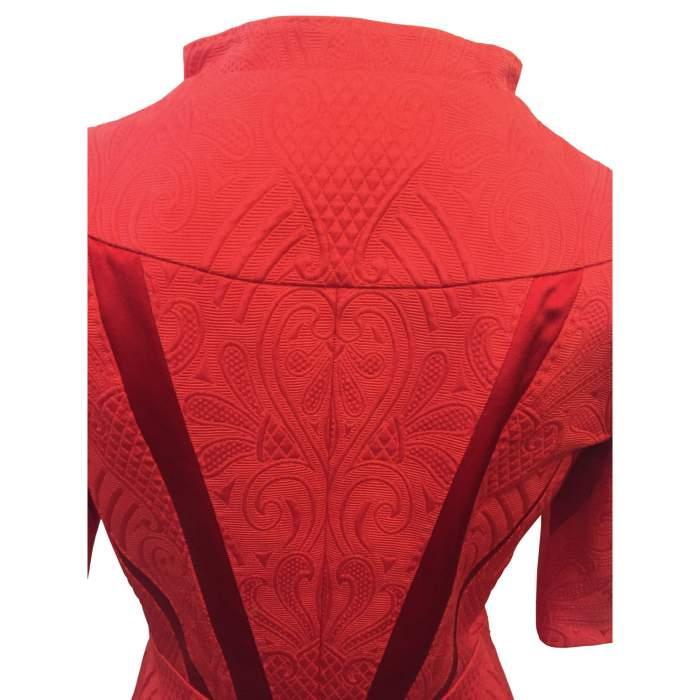 Silk cotton jacket -4