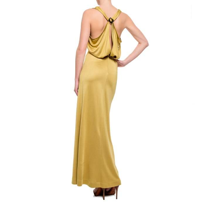 Viscose Evening dress -6