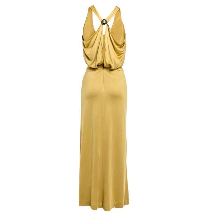 Viscose Evening dress -2