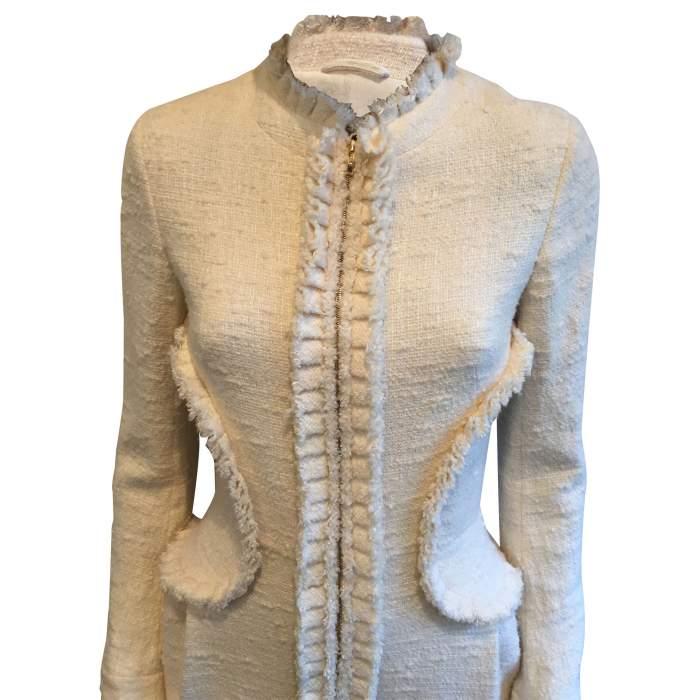 Wool and Silk coat -4