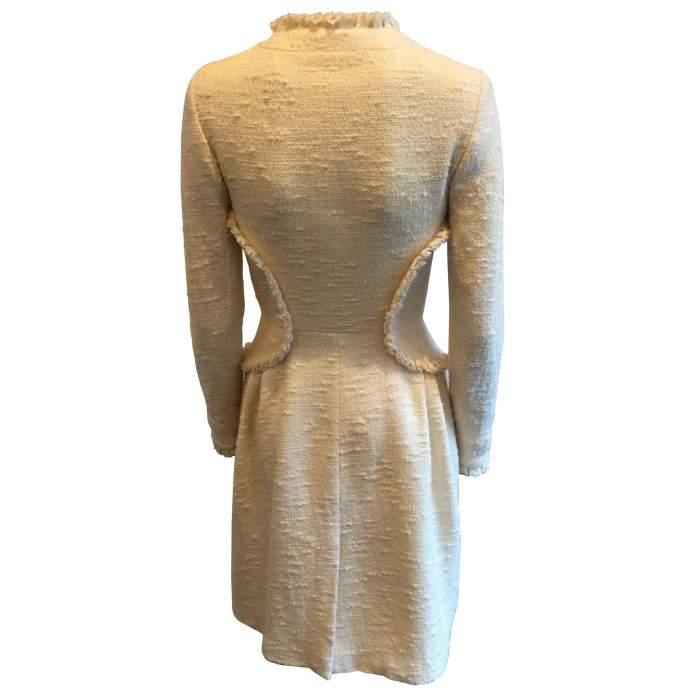 Wool and Silk coat -2