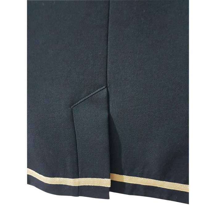 Black and golden Jacket -4