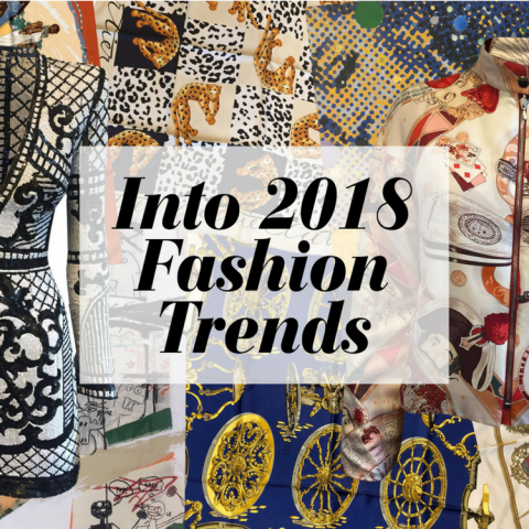 Spring Trends for 2018