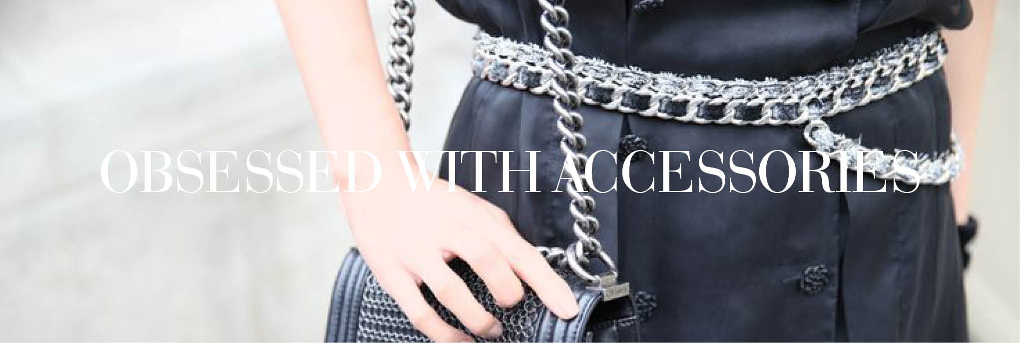 The Chic Selection is the place for pre-loved luxury european designer accessories
